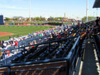 Spring Training in Peoria Sports Complex Following San Diego