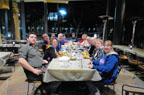 Spring Training - Dinner at the Canyon Cafe