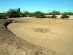 Ball Court at Pueblo Grande Museum and Ruins
