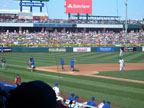 Spring Training in Sloan Park Following Chicago Cubs