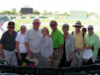 Spring Training in Hohokam Stadium Following Oakland