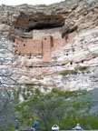 Spring Training Optional Trip to Sedona & Verde Valley - Montezuma Castle