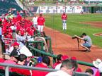 Cincinnati Spring Training Goodyear Baseball Park