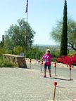 Spring Training Morning Sightseeing at Taliesin West