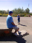Spring Training Morning Sightseeing at Taliesin West 2