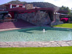 Spring Training Morning Sightseeing at Taliesin West 5