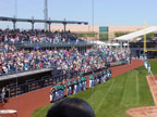Spring Training Following Seattle in Peoria Sports Complex 2