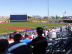 Spring Training Following Seattle in Peoria Sports Complex 3