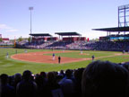 Spring Training Crowd at Sloan Park 2