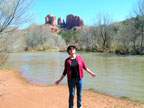 Spring Training Day Trip to Sedona 1
