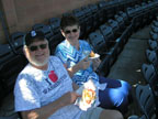 Spring Training Hot Dogs at Peoria Sports Complex