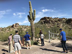 Spring Training Sightseeing at South Mountain Park