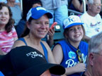 Spring Training Kansas City Fans at Salt River Field 2