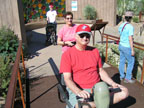 Spring Training Sightseeing at Phoenix Desert Botanical Garden 4