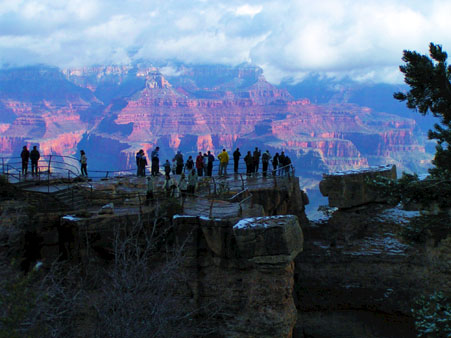 Mather Point Grand Canyon - 2018 Spring Training Travel Options