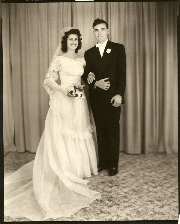Russell and Anita Wedding Picture