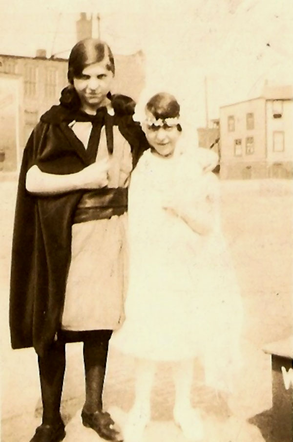 Betty Ierovante and Annostacia?