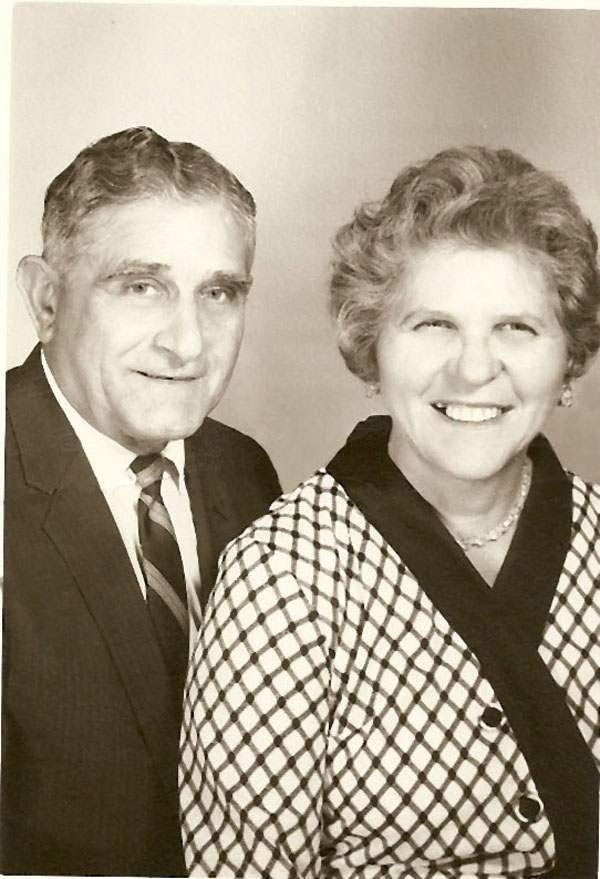 Jim and Betty Common