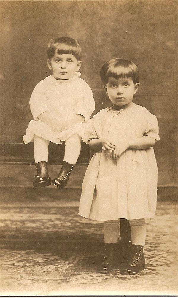 Joseph and Rosanna