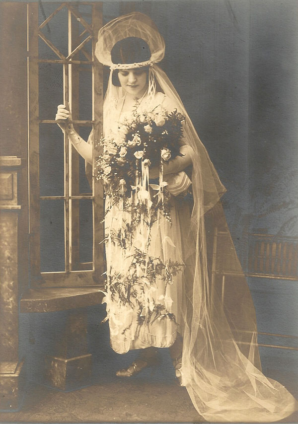 Marie Camodeca Wedding Picture