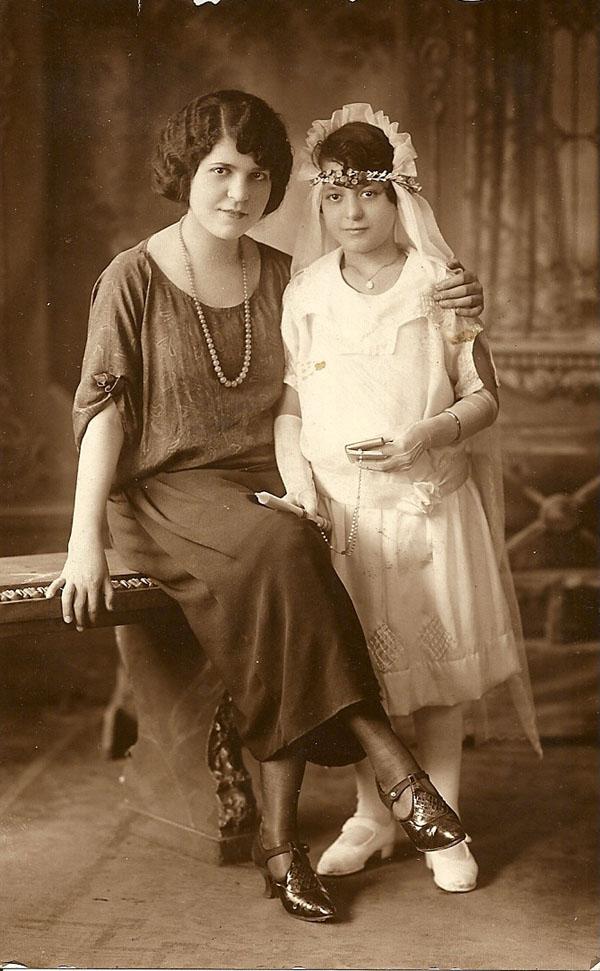 Marie Ierovante/Camodeca and Annastacia?