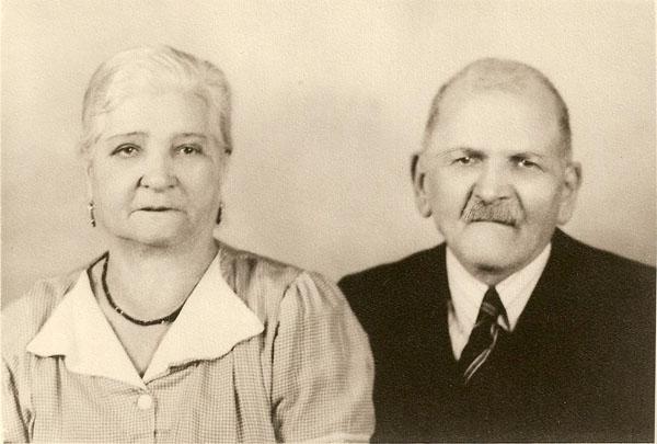 Catherine and Frank Ierovante?