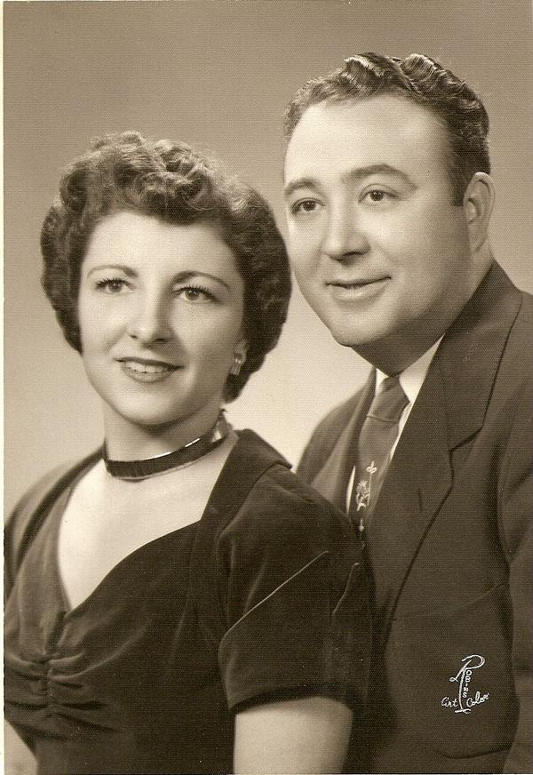 Rita and Tony Camodeca