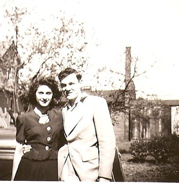 Anita Common and Russell Wiles