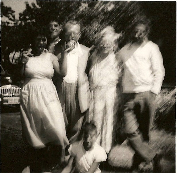 Marie (left), Mark Twain (rear), Nick (right), and Francy Camodeca/Common (front), Others Unknown