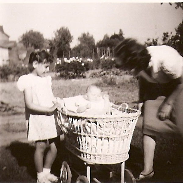 Kathi Common?, and Unknown Baby and Woman