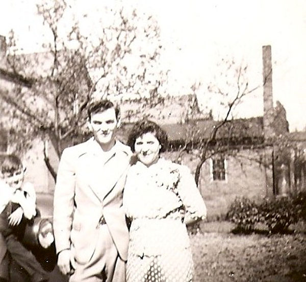Francy Common, Russell Wiles, Marie Common