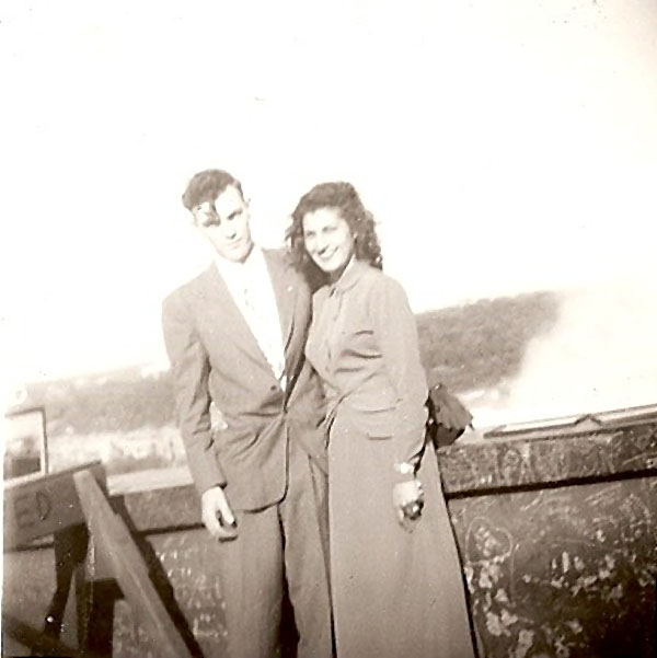 Russell and Anita Wiles