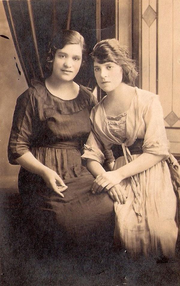 Anostasia (Carrier?) & Marie Ierovante