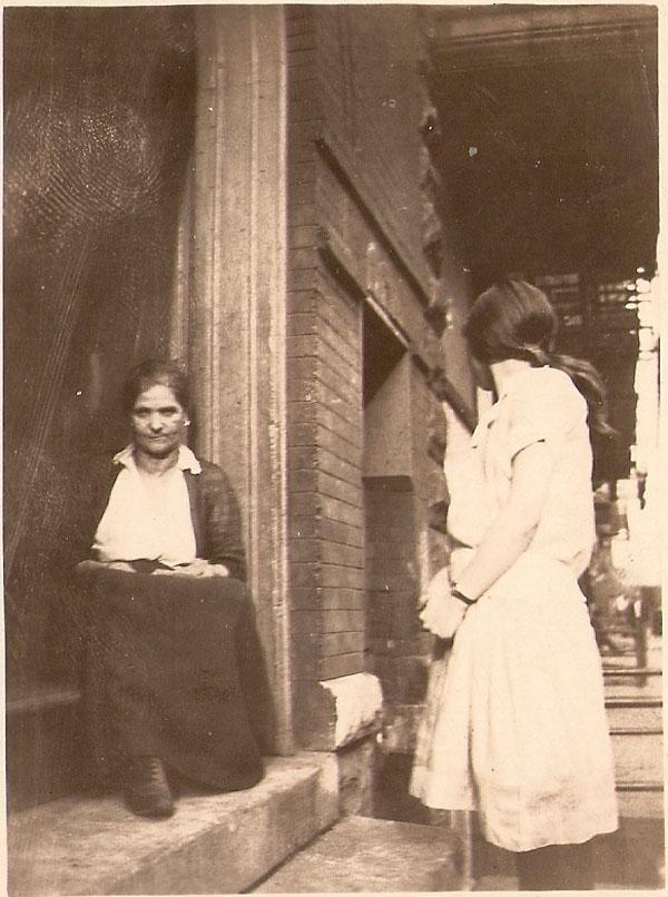 Rena and Betty Ierovante