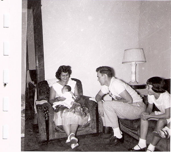 Anita, Jeffrey and Russell Wiles and Janice Kay Anderson