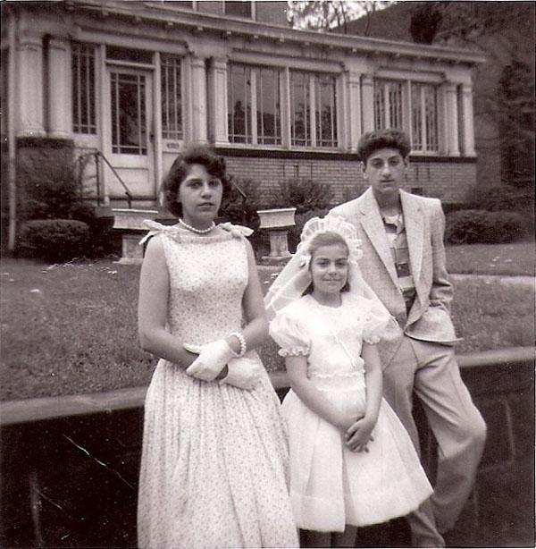 Kathi Common, Karen Thies and Francy Common