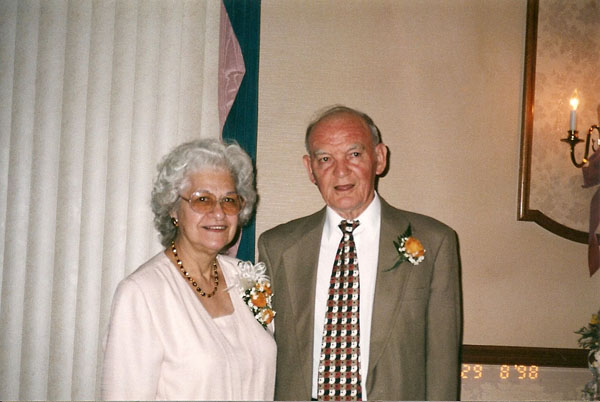 Anita and Russell Wiles