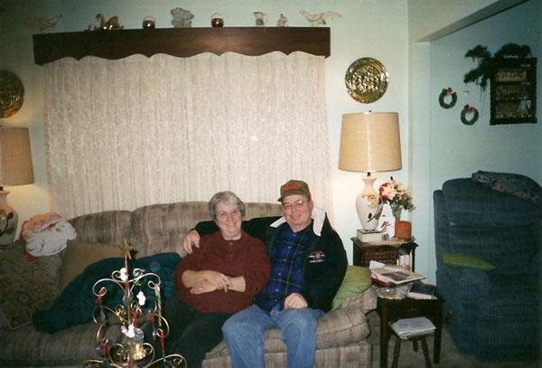 Patty and Jim Richmond