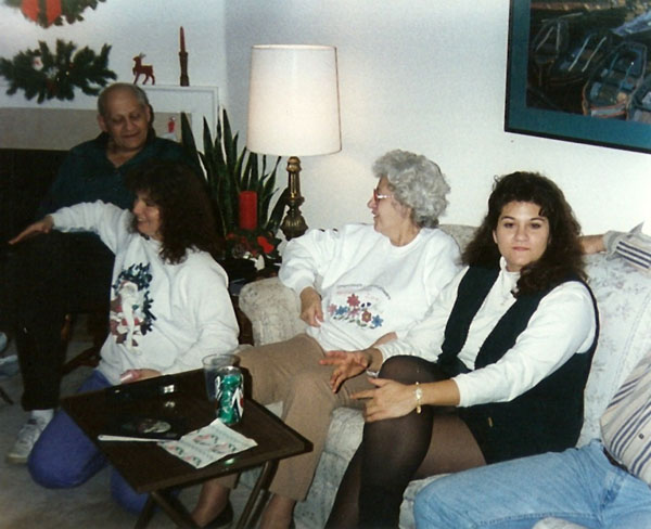 Mark Twain Common, Becky Croughwell, Anita Wiles, & Amy Common