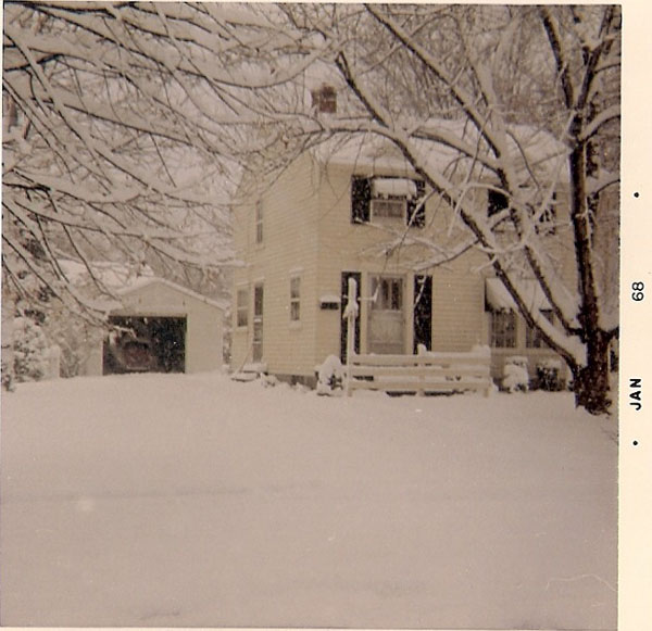 Kathi and Norman Bradley's House